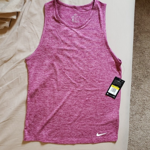 fa5cc595 NWT Nike Women's Dry Tomboy Cross-Dye Tank Top NWT